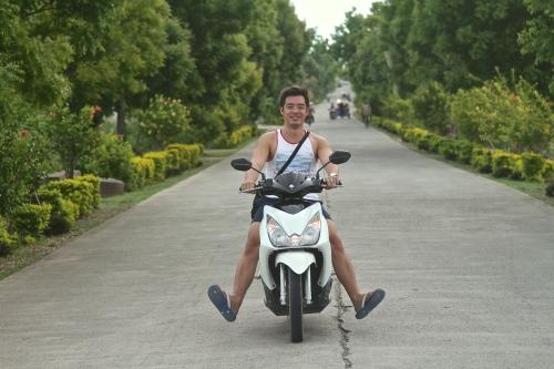 Motorbike-tour